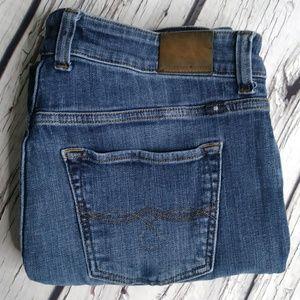 🍀Lucky Brand Emma Straight Leg Jeans Size 16W